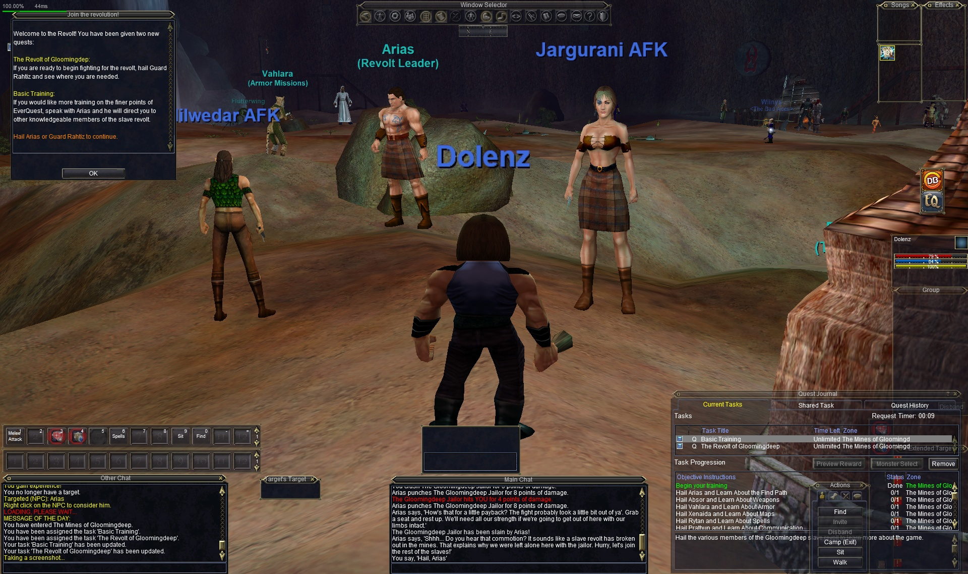 Towards the EverQuest Tutorial | The Ancient Gaming Noob