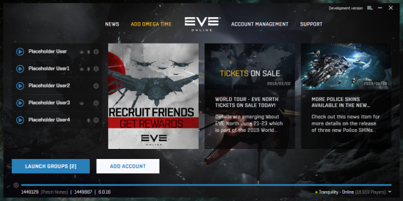 EVE Online February Update Brings Little Things and the Guardian's