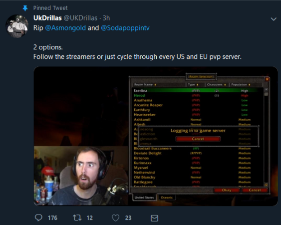 UKdrillas | The Ancient Gaming Noob