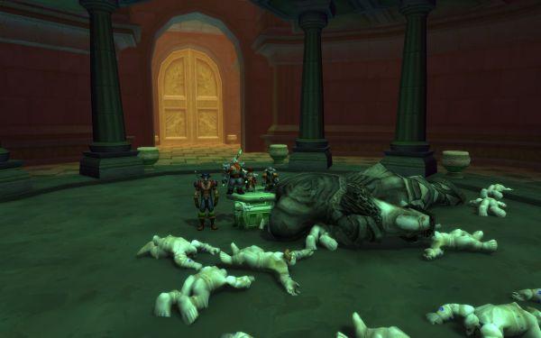 Warcraft Classic: Dwarves, Uldaman, Troggs - Dungeon Diary 41