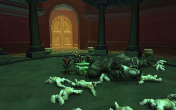 Warcraft Classic: Dwarves, Uldaman, Troggs - Dungeon Diary 12