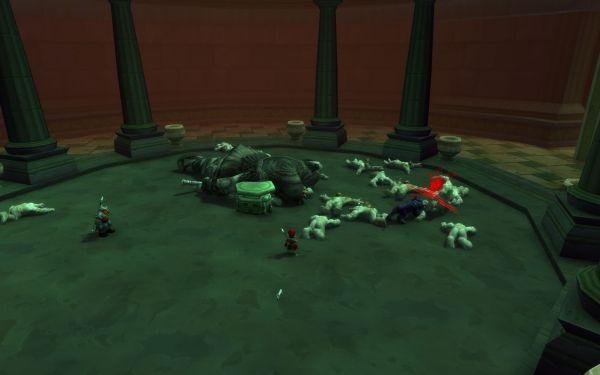 Warcraft Classic: Dwarves, Uldaman, Troggs - Dungeon Diary 39