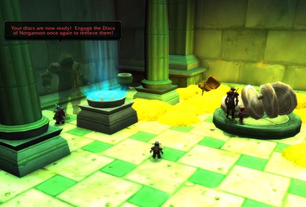 Warcraft Classic: Dwarves, Uldaman, Troggs - Dungeon Diary 45