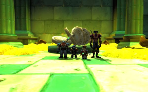 Warcraft Classic: Dwarves, Uldaman, Troggs - Dungeon Diary 32