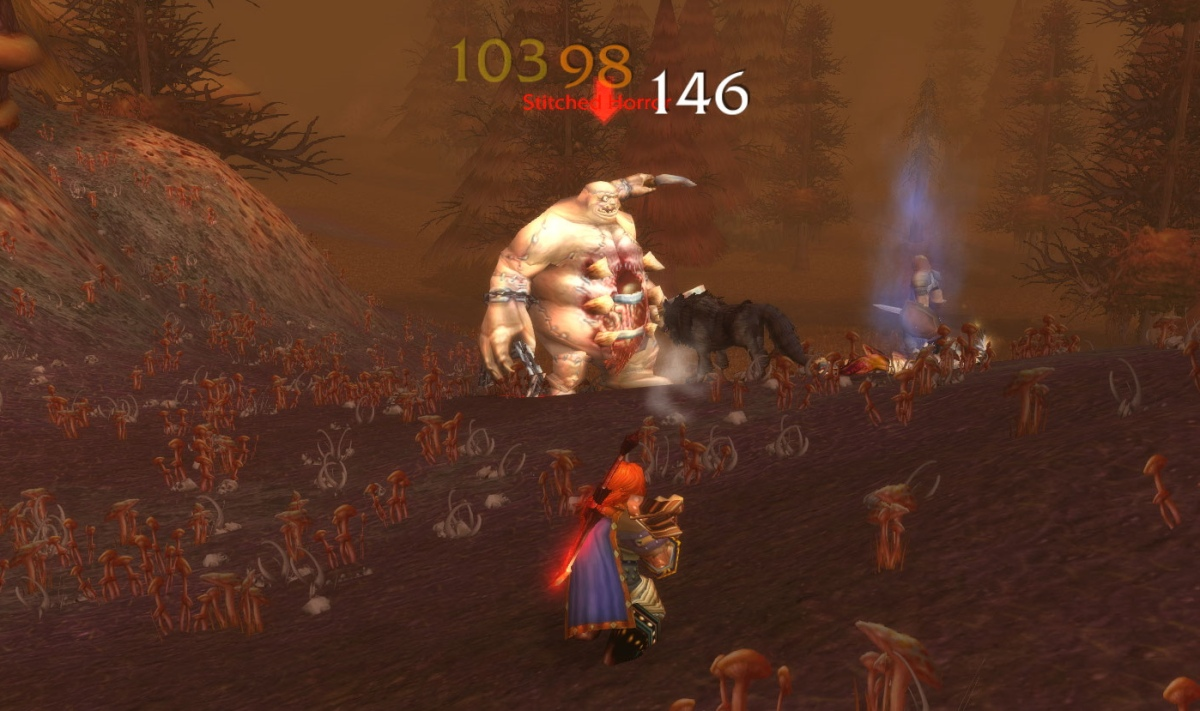 Level 60 in WoW Classic at Last